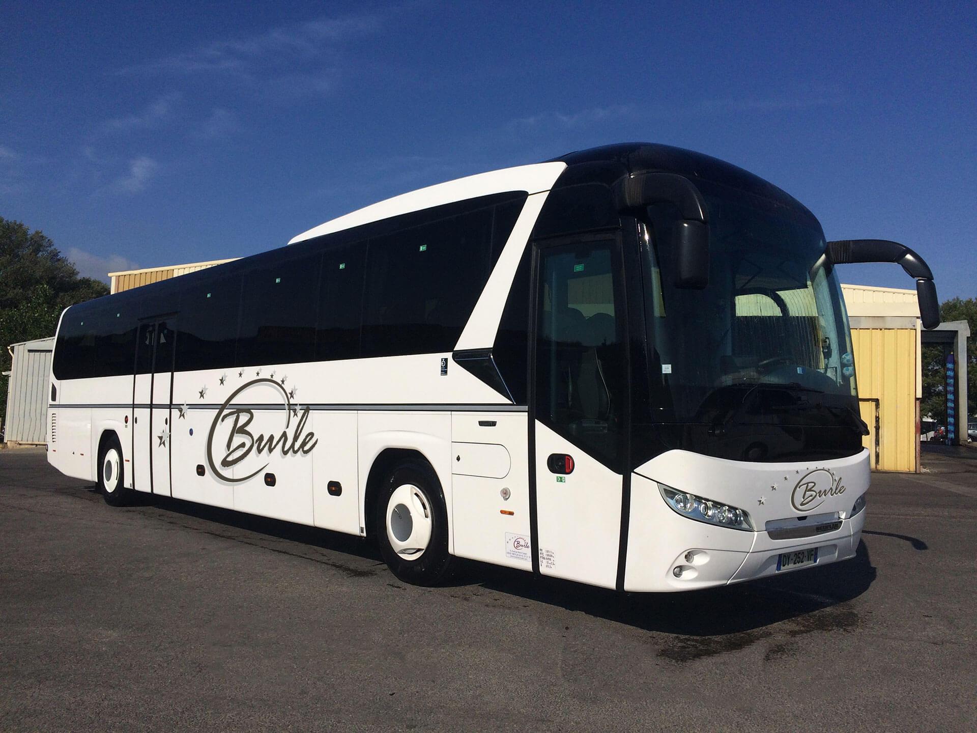 voyage périscolaire autocars Bouches-du-Rhône Autocars BURLE
