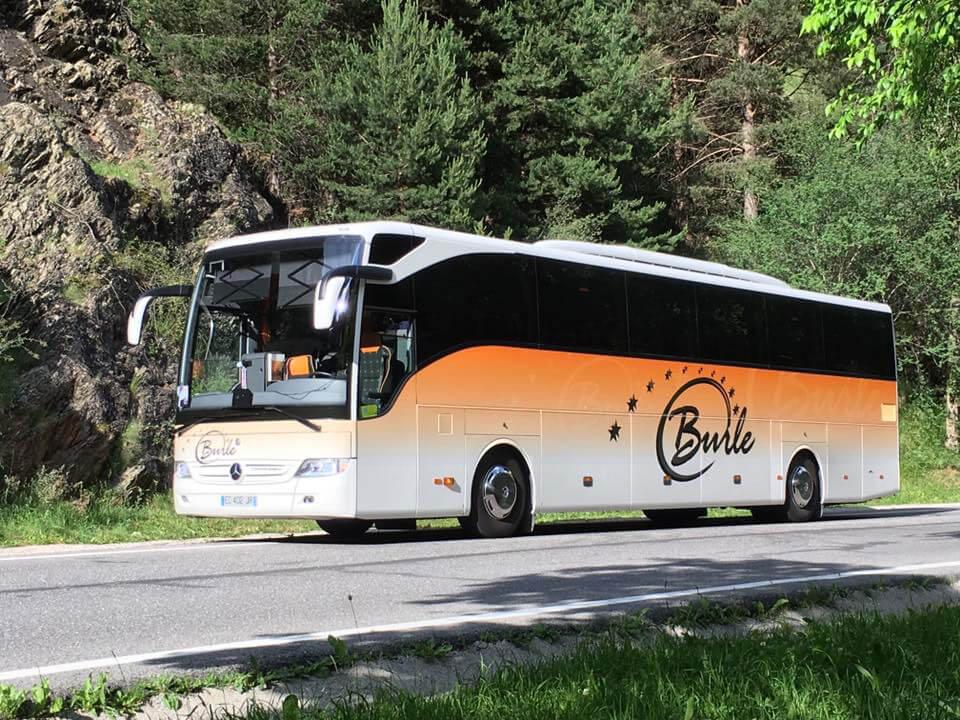 tourisme voyage autocars Pays d'Aix Autocars BURLE