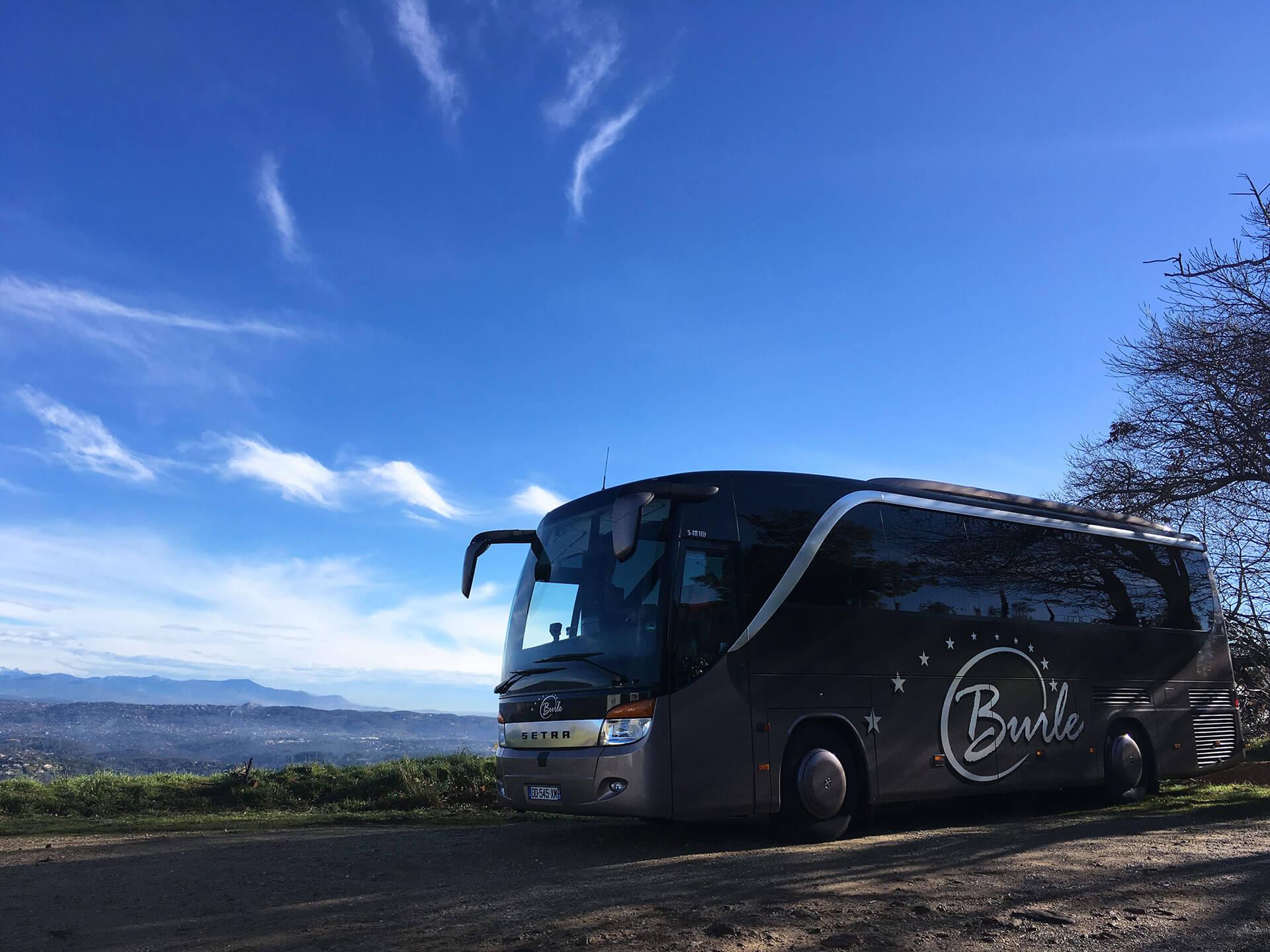 tourisme voyage autocars Aix-en-Provence Autocars BURLE