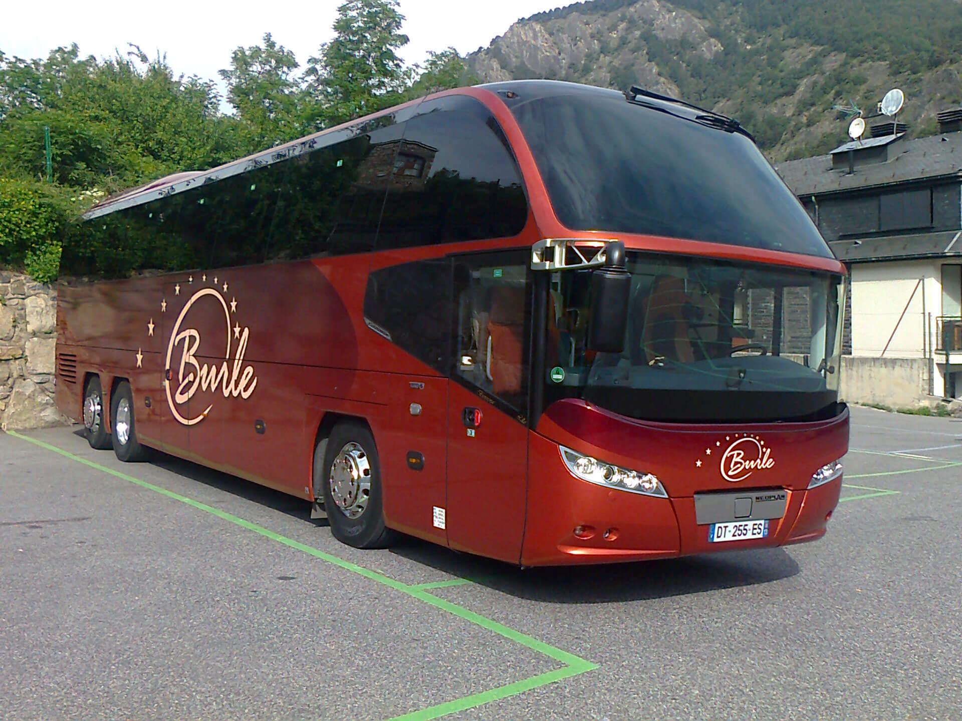 congrès autocars Pays d'Aix Autocars BURLE