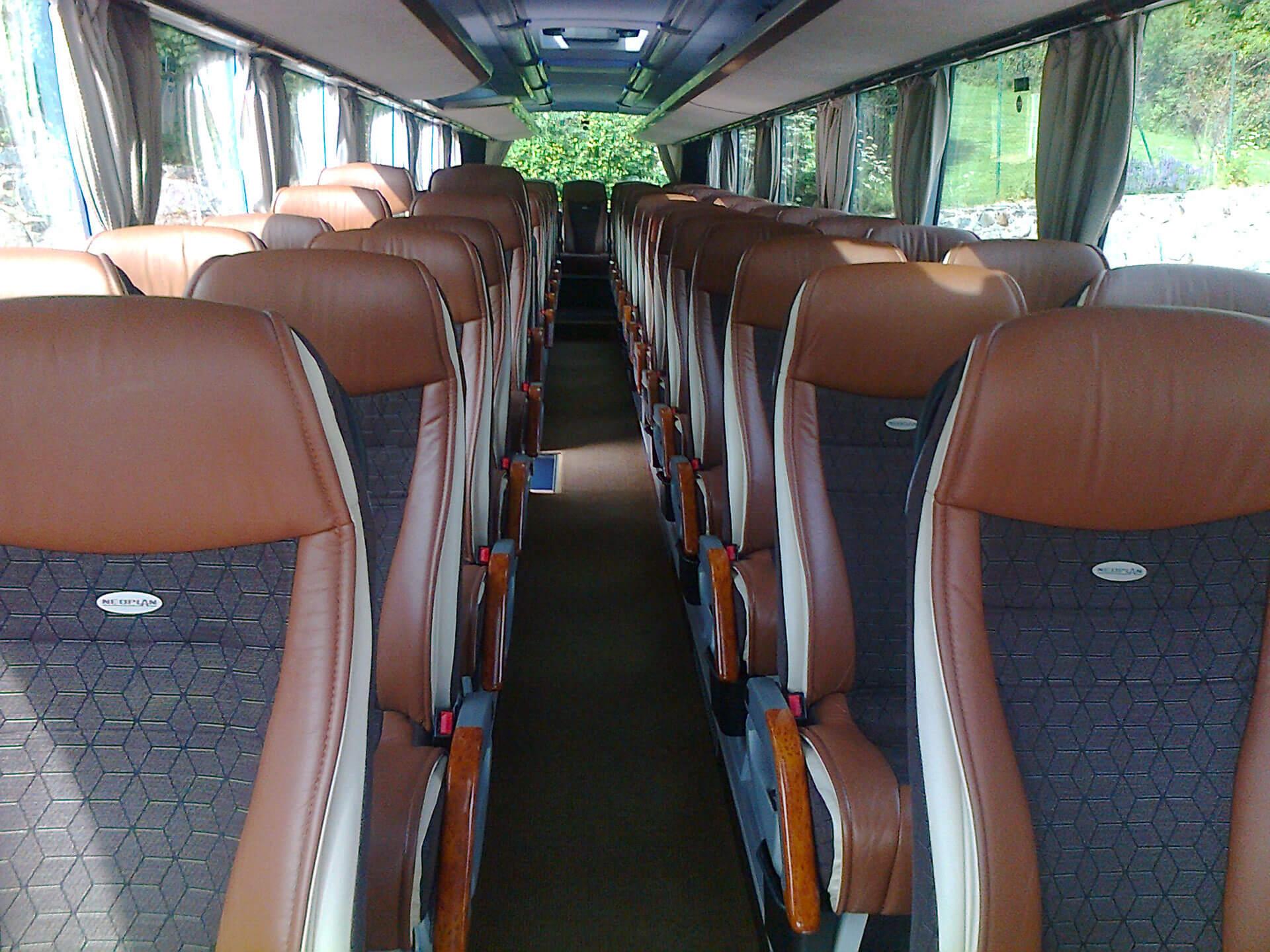 transfert gare hôtel autocars Aix-en-Provence Autocars BURLE