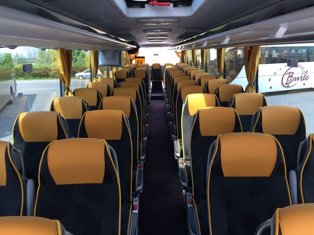 transfert aéroport autocars Bouches-du-Rhône Autocars BURLE