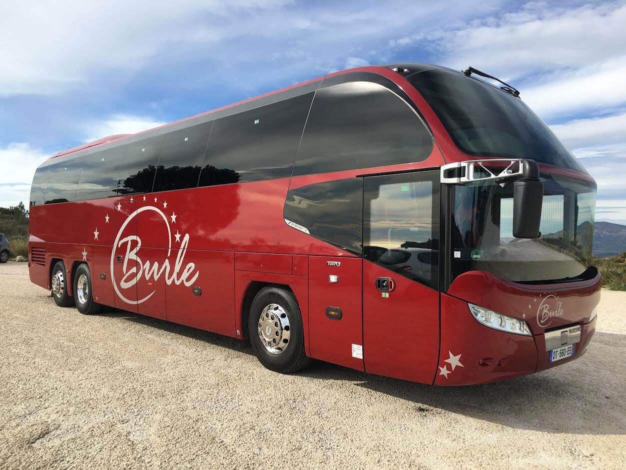Tourisme car Autocars BURLE Bouches-du-Rhône